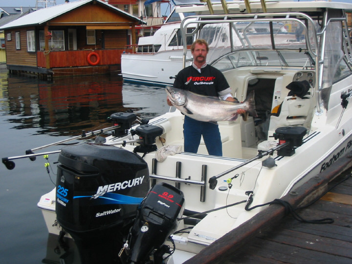 Southern Vancouver Island Fishing Charters